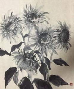 sunflowers20151